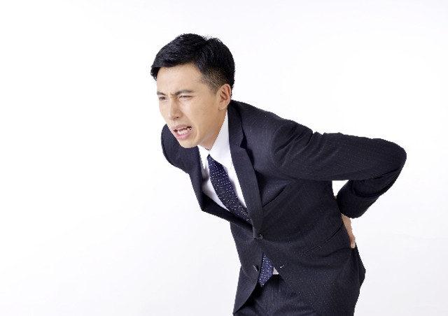 意外に知らない人が多いぎっくり腰になりやすい原因